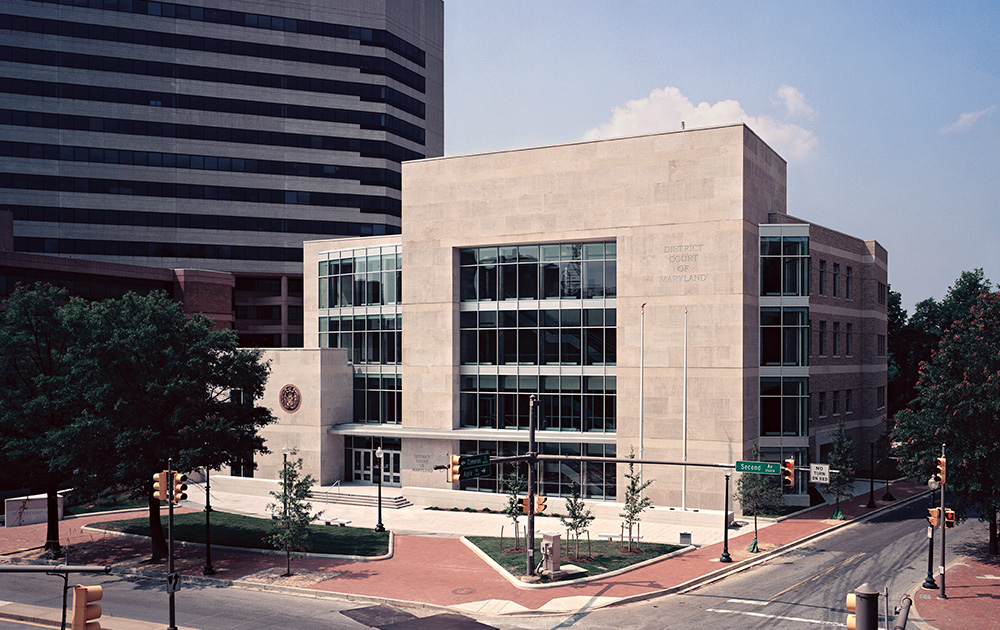 District Court Of Maryland
