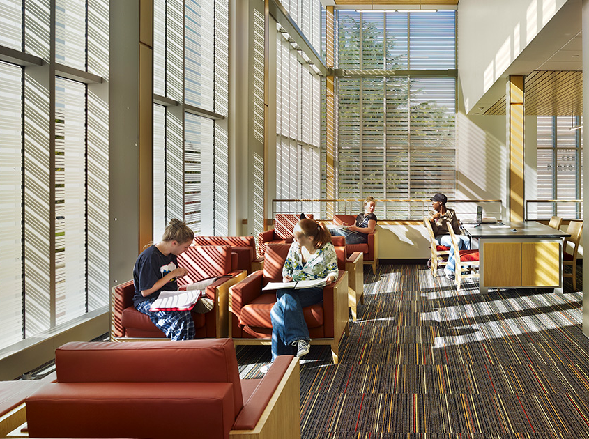 Andrew G. Truxal Library Renovation