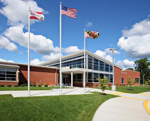 Glenarden Woods Elementary School