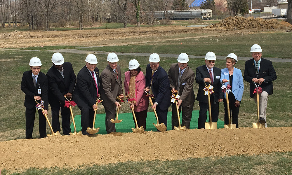 Havre de Grace Groundbreaking